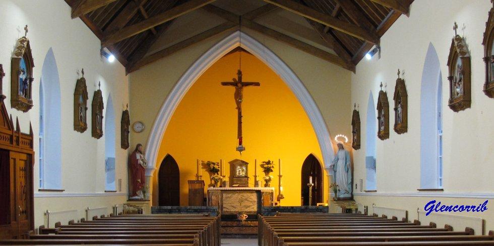Serving Shrule , Glencorrib & Kilroe , Diocese of Galway